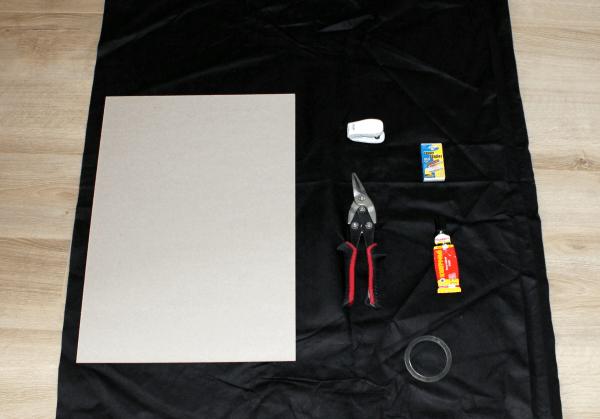 Инструменты для раскройки мешка
