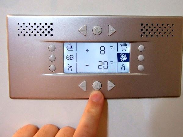 Выбор температуры