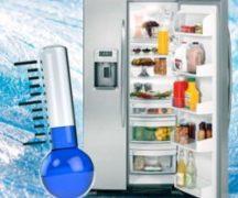 Регулировка температуры в холодильнике