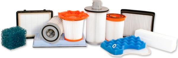 Сменные фильтры для пылесоса