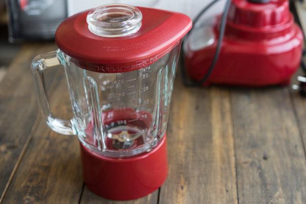 Блендер со стеклянной чашей