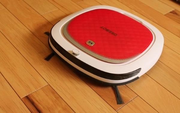 Робот пылесос Ecovacs Deebot