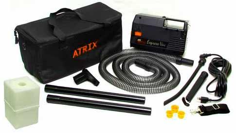 Тонерный пылесос Atrix Express