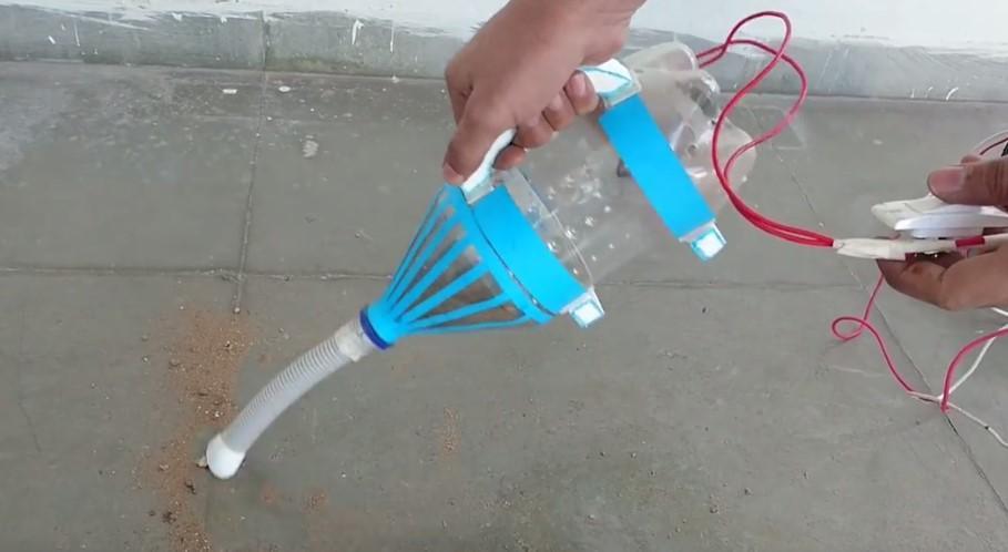 Вентилятор с водой своими руками