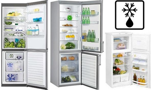 Капельная система разморозки холодильника - что это?