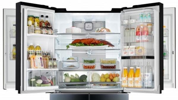Комплектация холодильника