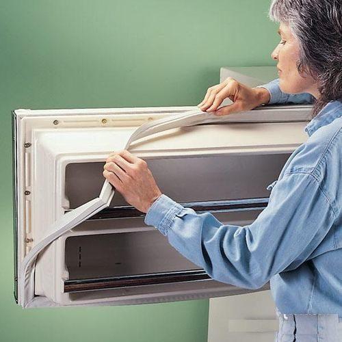 Резиновые прокладки в холодильнике