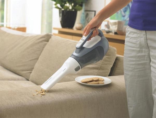 Ручной пылесос для дома: как выбрать маленького помощника?