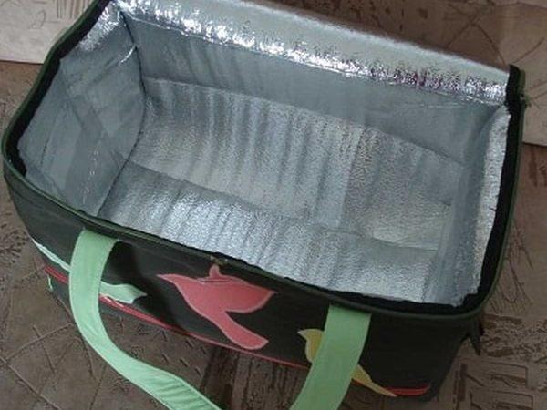 Спортивная сумка для мини холодильника