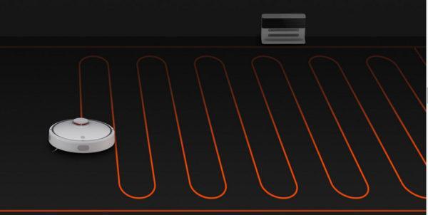 Лазерные датчики робота пылесоса