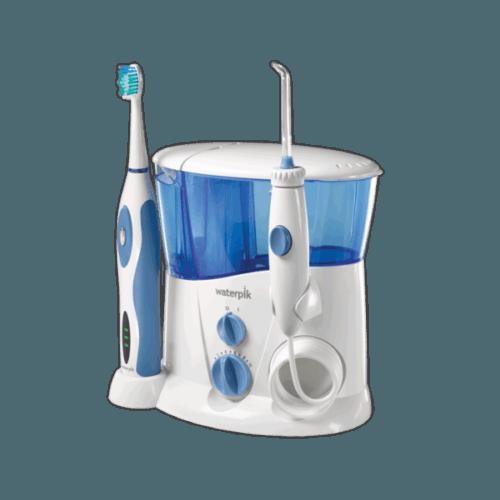 Ирригатор и электрическая зубная щетка