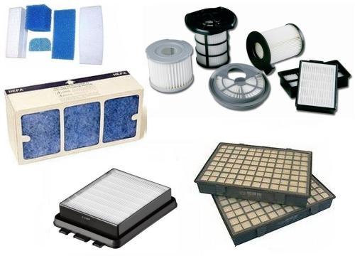 Типы фильтров для пылесоса