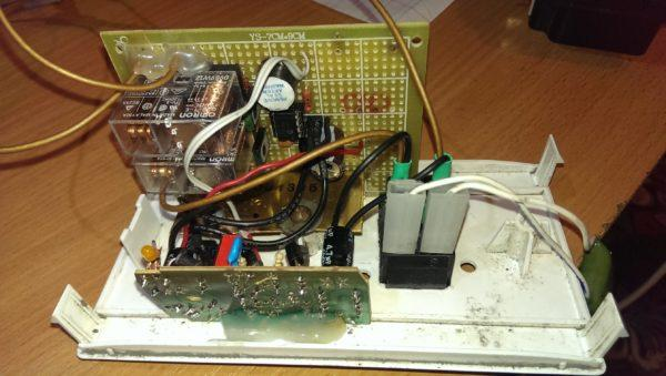 Электронный контроллер стиральной машины