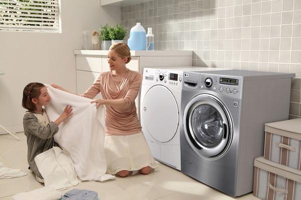 Белье из стиральной машины