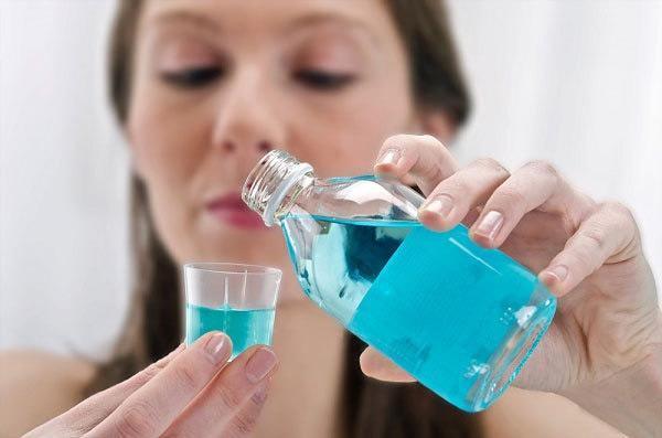 Жидкость для полости рта
