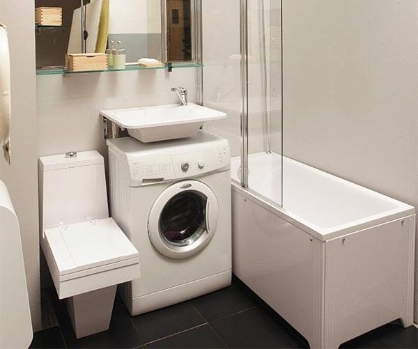 Маленькие стиральные машины автомат под раковину