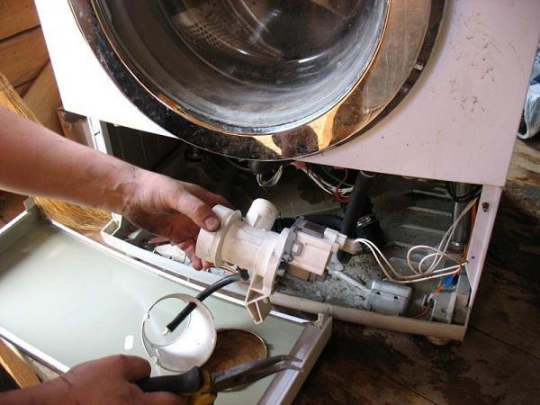 Помпа в стиральной машине