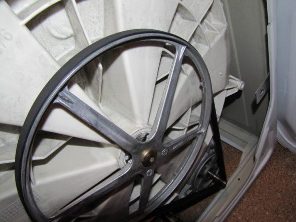 Приводной ремень в стиральной машине