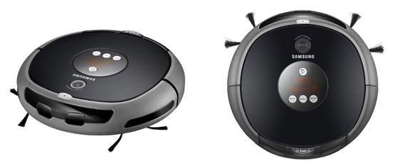 Робот пылесос с видеокамерой