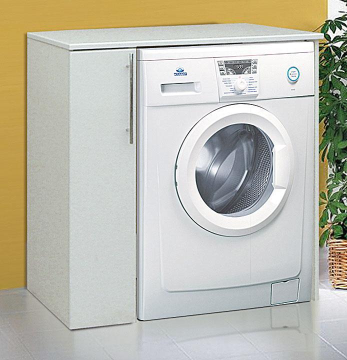 Шкаф под стиральную машинку своими руками 62