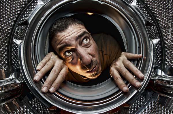 Изучение барабана стиральной машины