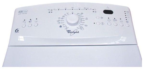 Дисплей стиральной машины Whirlpool
