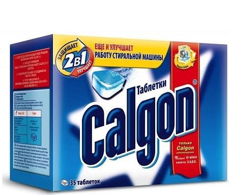 Calgon для стиральной машины