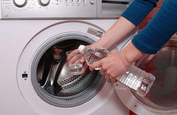 Чистка стиральной машины уксусом