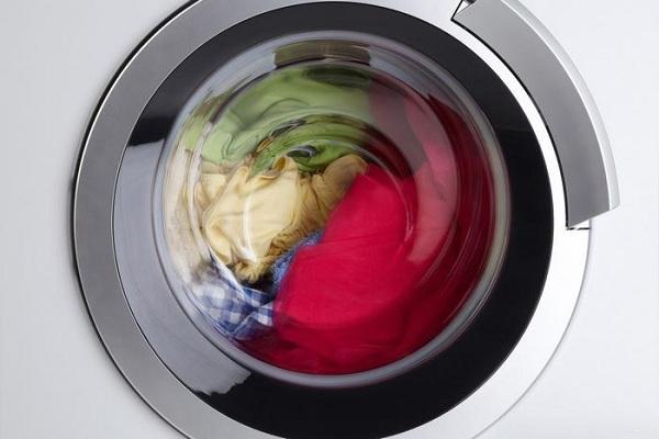 Отжим в стиральной машине