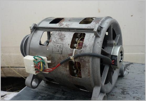 Асинхронный двигатель стиральной машины