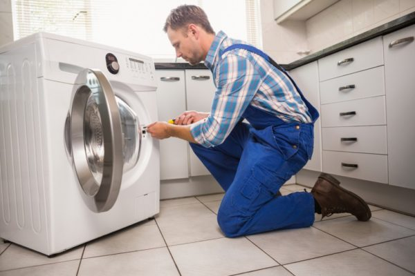 Ремонт замка стиральной машины