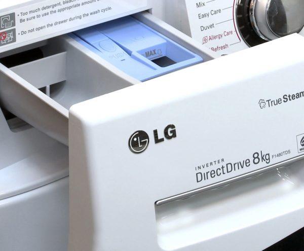 Контейнер для порошка в стиральной машине
