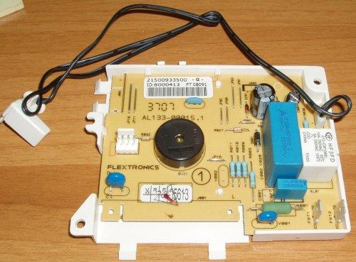 Электронный блок управления посудомоечной машины