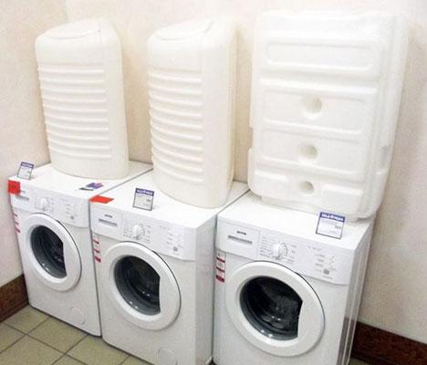 Разновидности стиральный машин с внешним баком