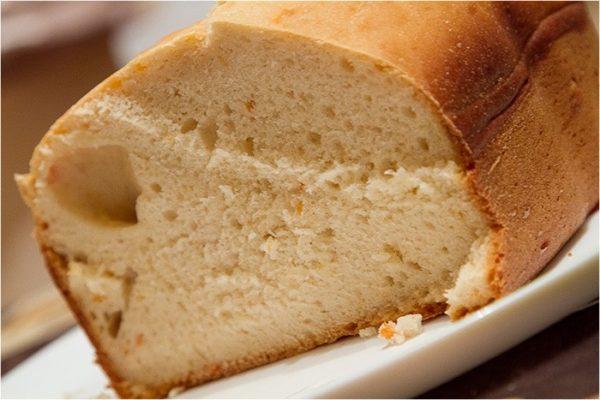 Свежевыпеченный хлеб