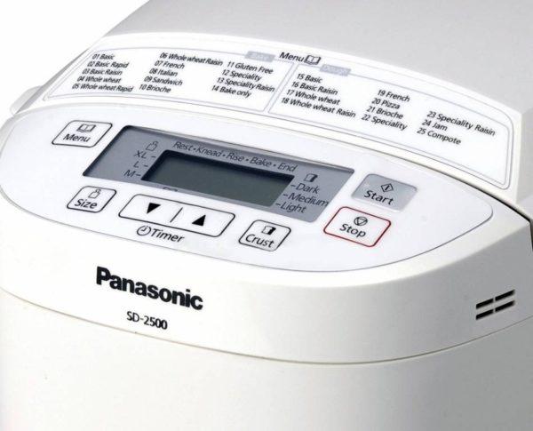 Хлебопечка Panasonic SD-2510