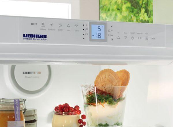 Холодильники с цифровым индикатором температуры