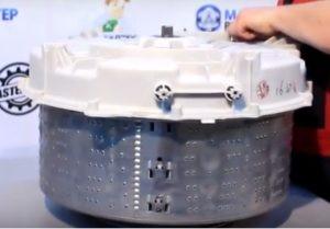 Разборка барабана стиральной машины