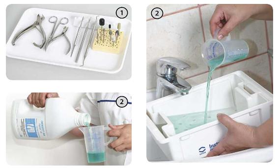 Химическая стерилизация