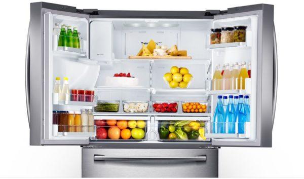 Холодильник Side-by-Side Samsung RF24FSEDBSR/WT