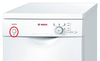Ремонт посудомоечных машин bosch своими руками
