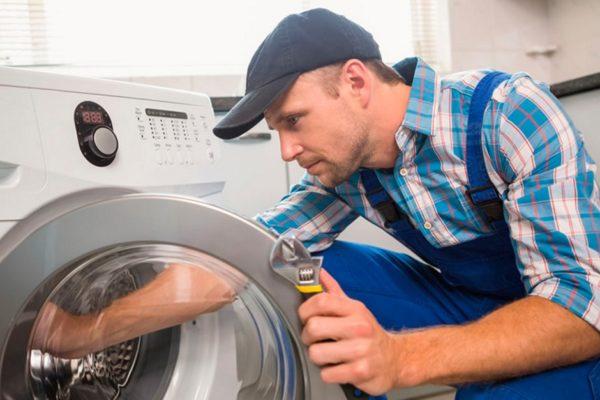 Замена деталей в стиральной машине
