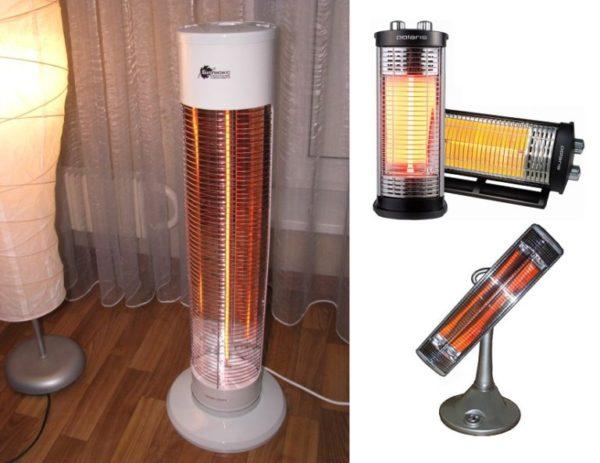 Напольные модели нагревателя