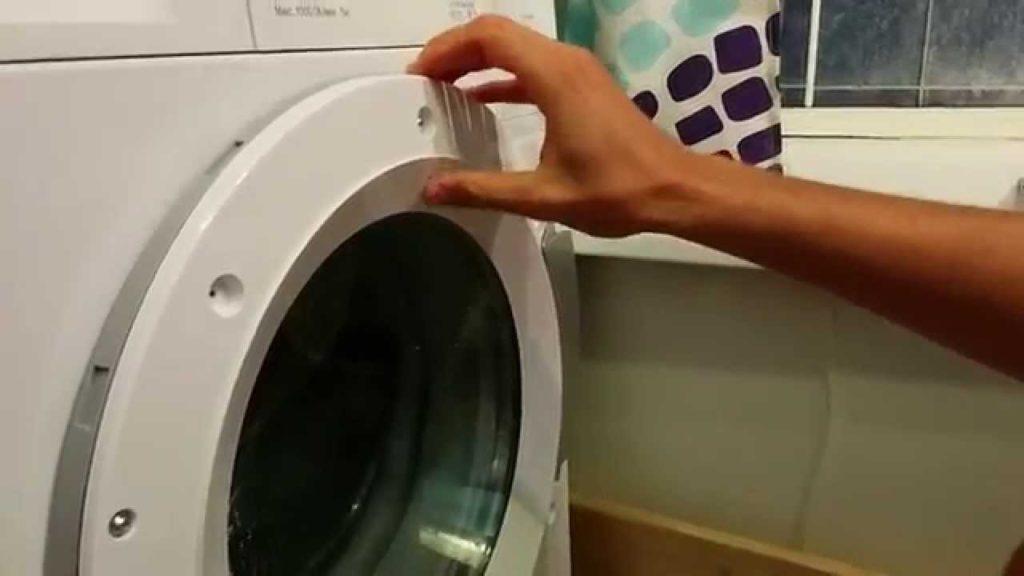 Почему в стиральной машине не блокируется дверь в