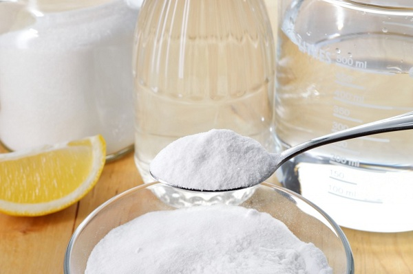 Соль, сода и вода