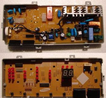 Модуль управления стиральной машины Самсунг