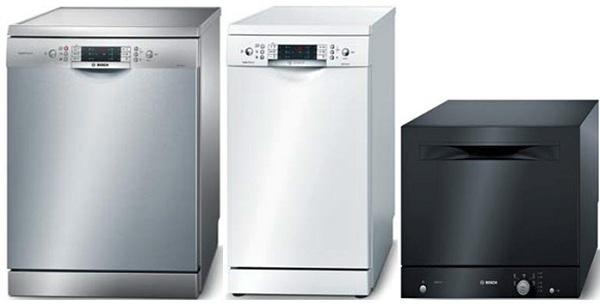 Размеры посудомоечной машины