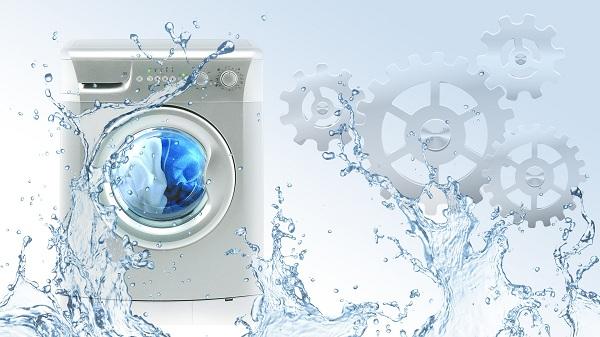 Стиральная машина и вода