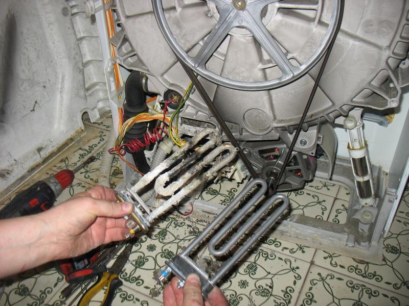 Как починить стиральную машину бош своими руками 93