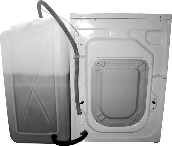 Бак для стиральной машины